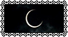 [Stamp] Crescent Moon