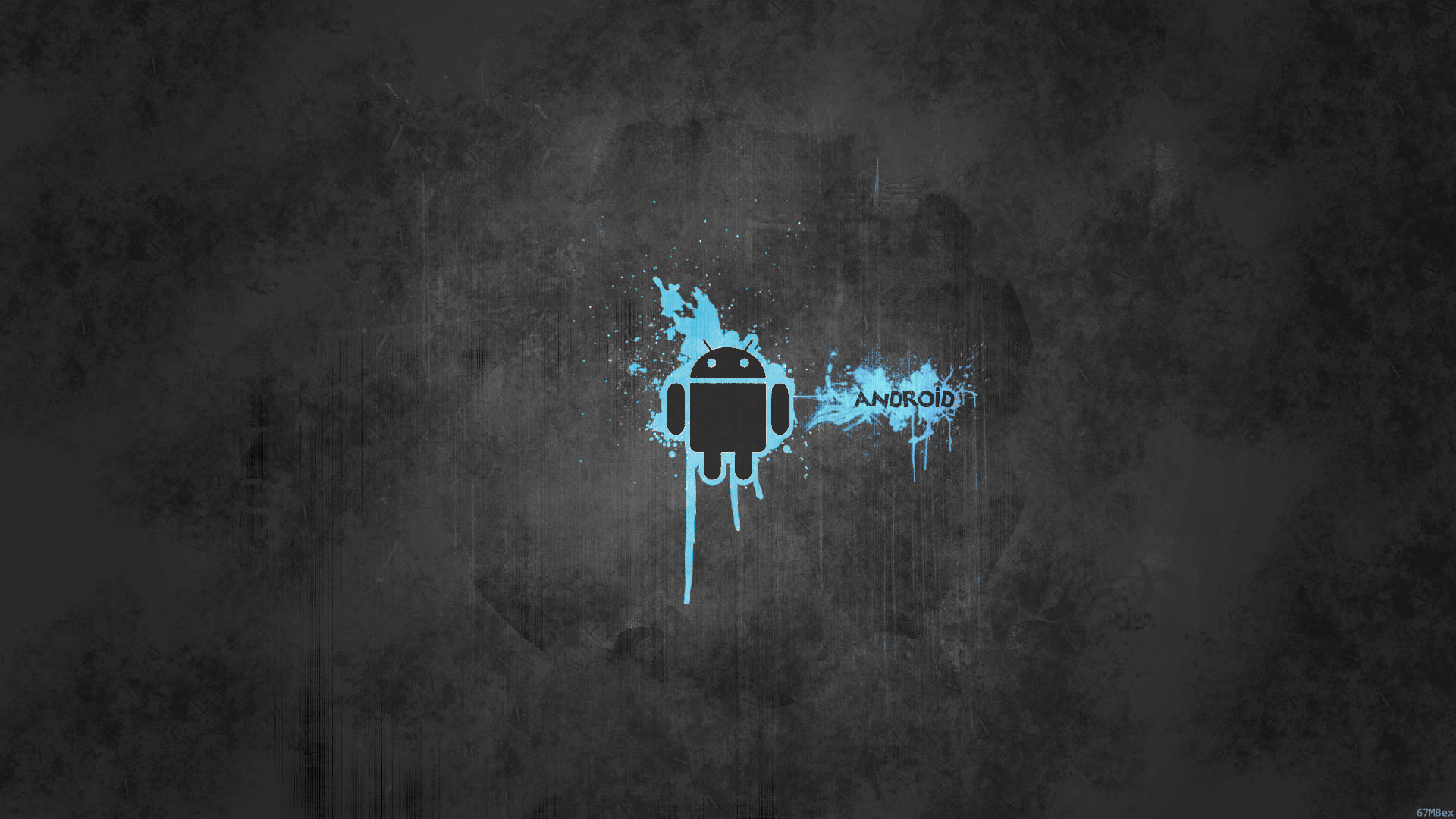 android 3d full hd logo wallpapers