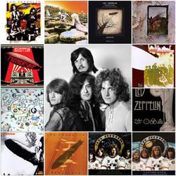 Led Zeppelin Poster 2