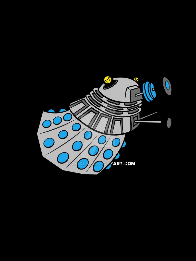 Hard-Dalek-Ex-ter-mi-nate by B4DW0LF1