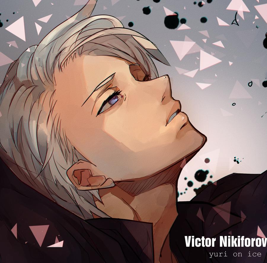 Yuri!!! on Ice - Victor Nikiforov by Surgeon-Of-Death-Law