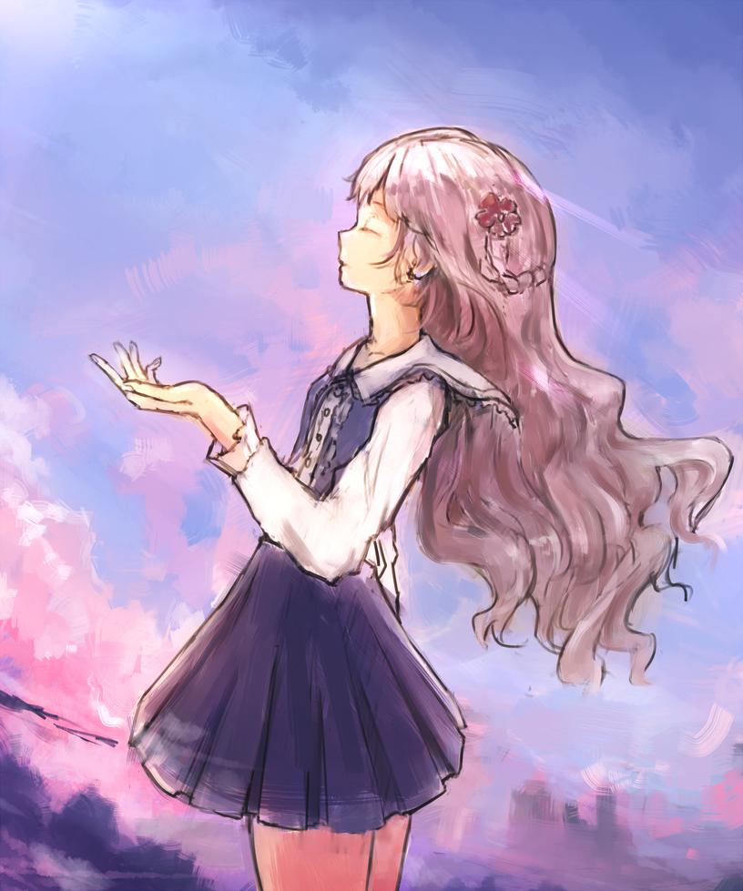 Do you feel a light breeze? by kareyare
