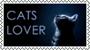 STAMP: Cats Lover by stampstampstamp