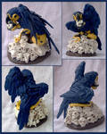 Hyacinth Macawcatrice