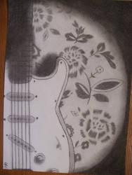 Guitar by Sissyke