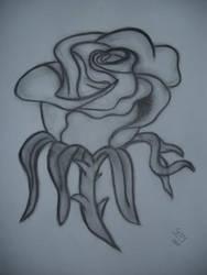 Rose by Sissyke