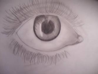 Eye II. by Sissyke