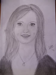 Candice Accola by Sissyke