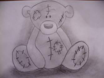 Teddy by Sissyke
