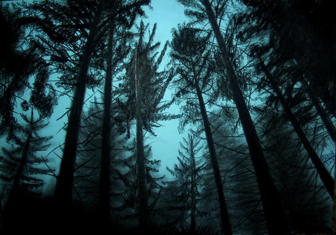 Forest by Sissyke