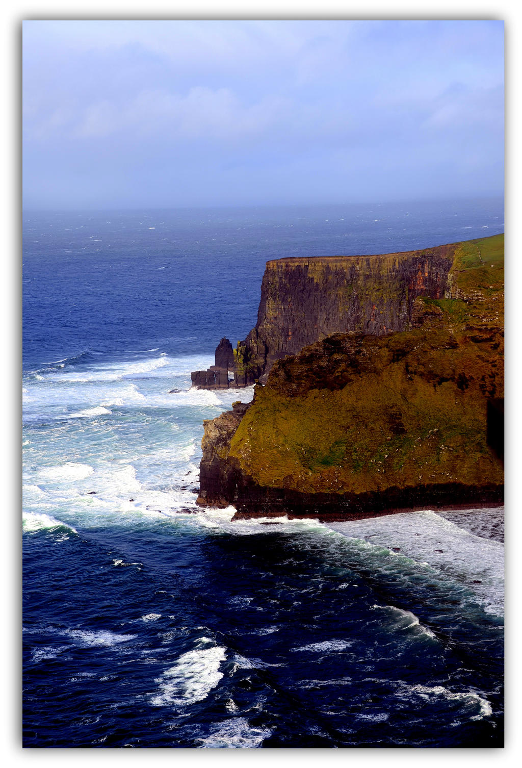 Irish coast II by YannosGATO