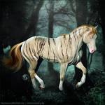 HEE Horse Avatar - All Moonshines Glo