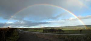 Kink in Rainbow