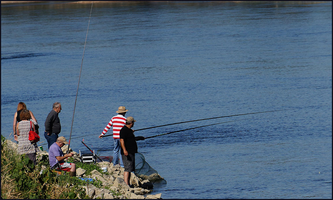 Fishing the Loire 2 by sags