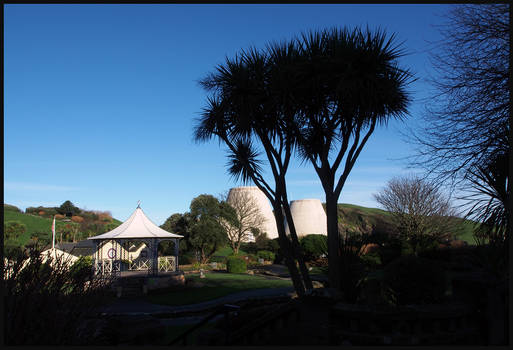 Bandstand and Theatre Ilfracombe