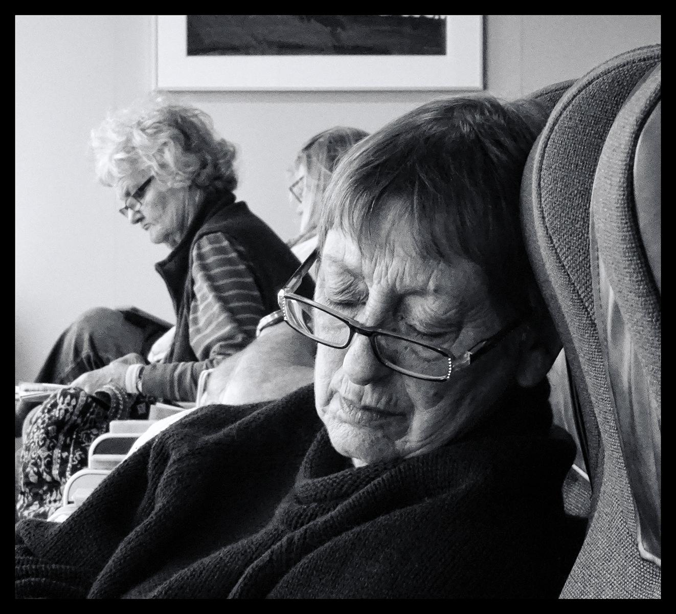 Sleeping Reader 2 by sags