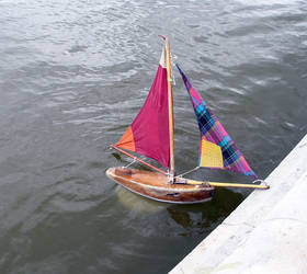 A Very French Set of Sails