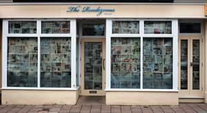 Newspaper Shop