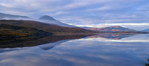 Loch Reflection