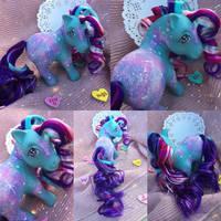 Star Sign, a Custom G1 My Little Pony