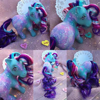 Star Sign, a Custom G1 My Little Pony by Bumblesweet
