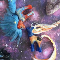 Star-Crossed Lovers - Phosphene and Star Sailor