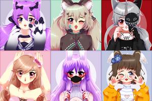 icons! by Yuko-n