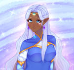 Allura // draw this again