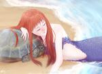 mermay #6 - sea turtle