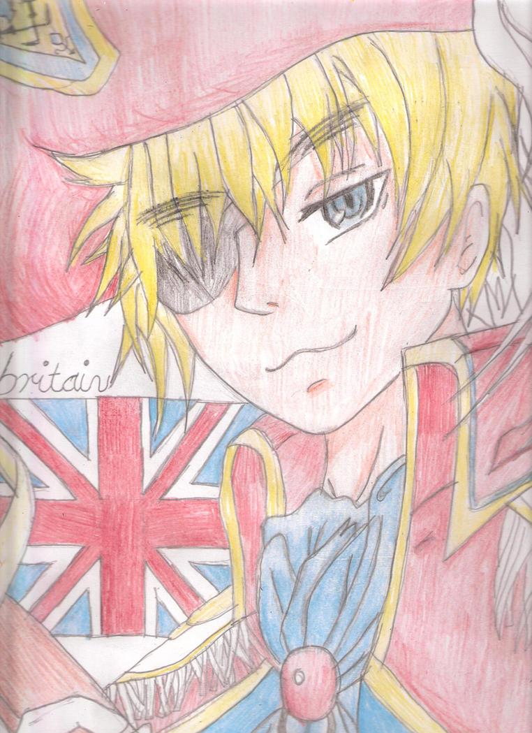 Britain pirate! by ronyhunterwren