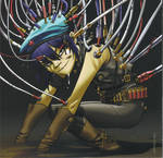 Plastic Beach - Android Noodle