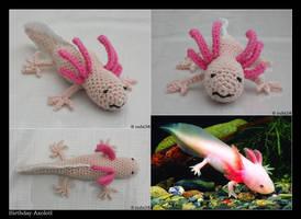 Birthday-Axolotl by rubi28