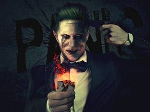 Suicide Squad Concept Art - Deleted Scenes Joker