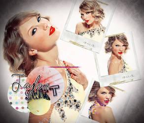 Taylor Swift Polaroid BG by xcolourmepretty