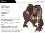 DnD-Next-Monster Cards-Troll