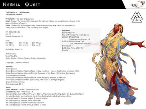 Nemeia  Quest