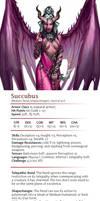 Succubus - CR 4