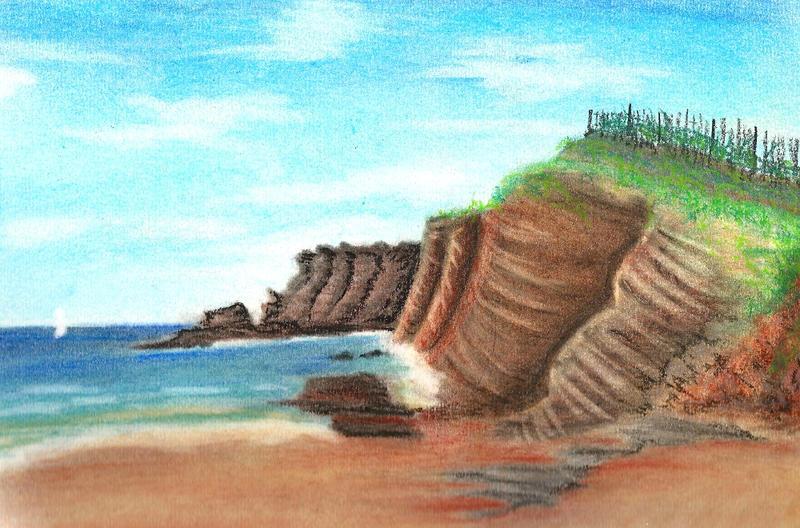 Port Bara - Crayons