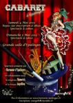 Concert Advertisement - Cabaret