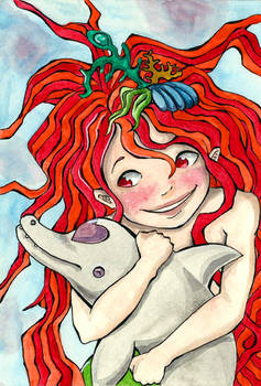 Little Red-Head
