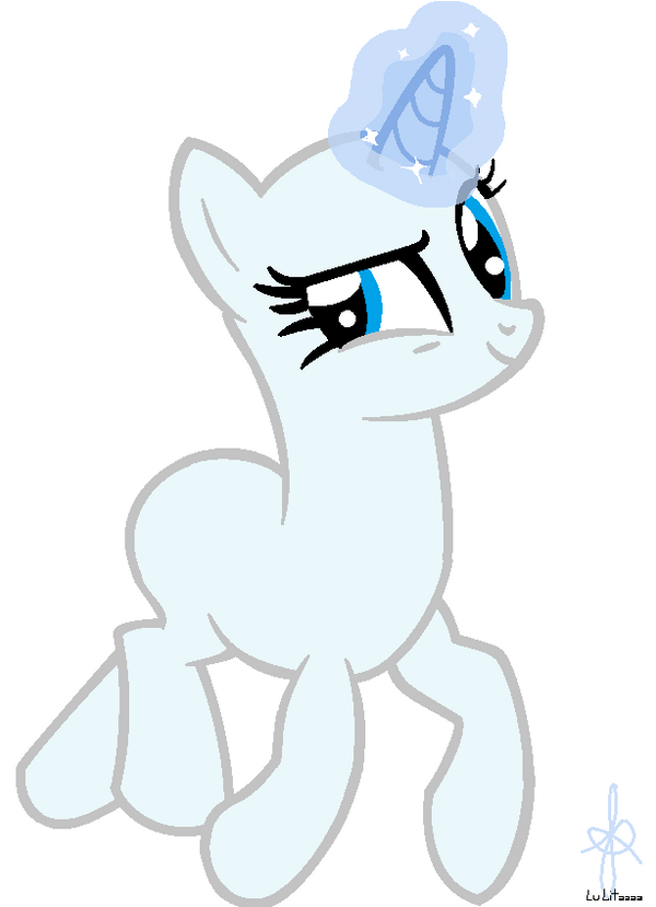 Imagenes De My Little Pony Rarity Sin Pelo - ARCHIDEV