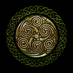 Celtic Glow 2 by Robohippyv2
