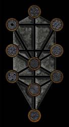 Celtic Knotwork Kabbalah by Robohippyv2