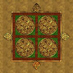 Celtic Knotwork Folio 1 by Robohippyv2