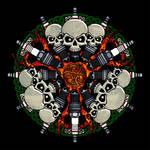 Celtic Knotwork Motor Spirits by Robohippyv2