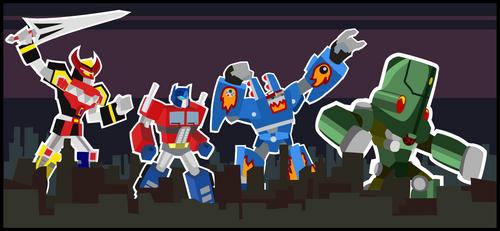I dig Giant Robots by Allodoxa85