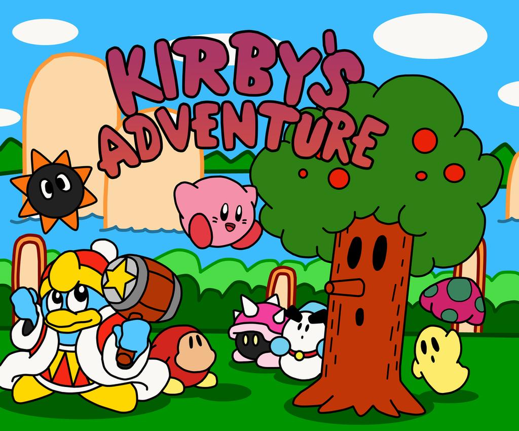 Resultado de imagen para Kirby's Adventure nes