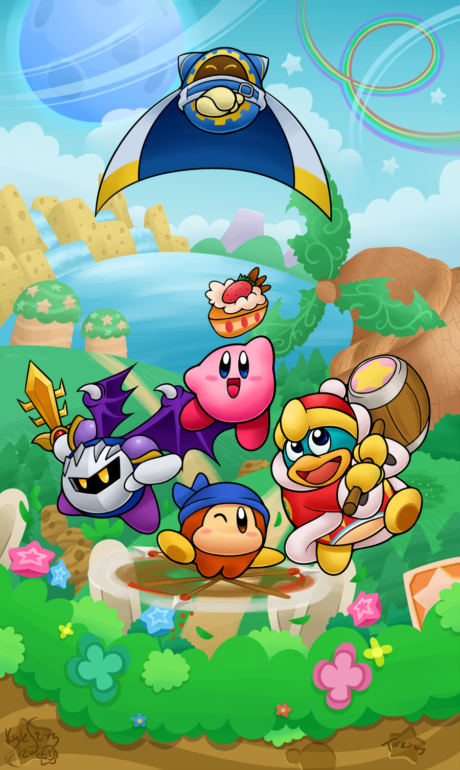 Magolor explore magolor on deviantart markproductions 311 185 kirbys return to dream land by torkirby voltagebd Image collections