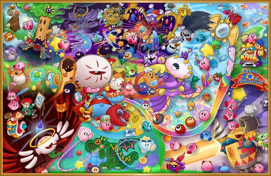 Kirby's 20th Anniversary