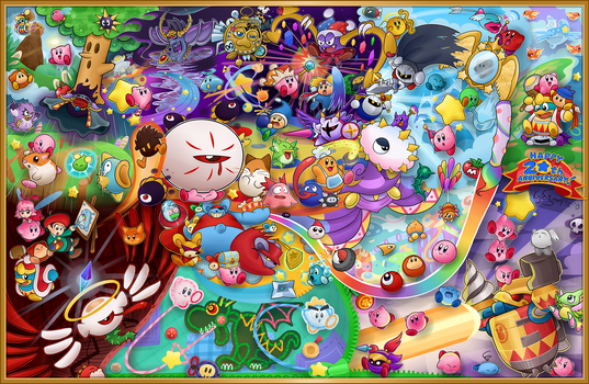 Kirby's 20th Anniversary